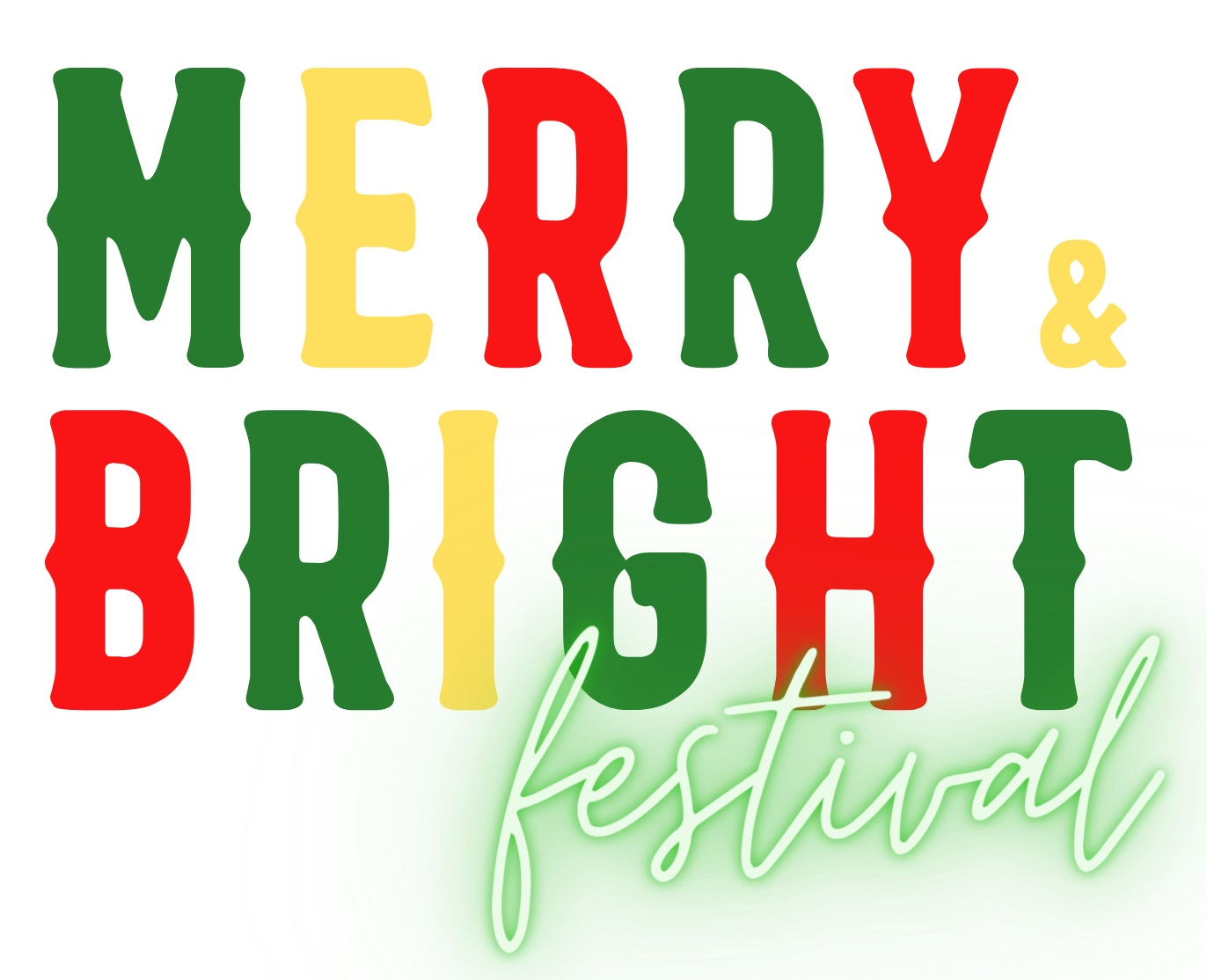 Merry and Bright Logo