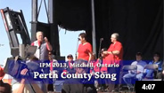 Perth County Song