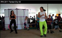 IPM 2011 Tented City Video 2